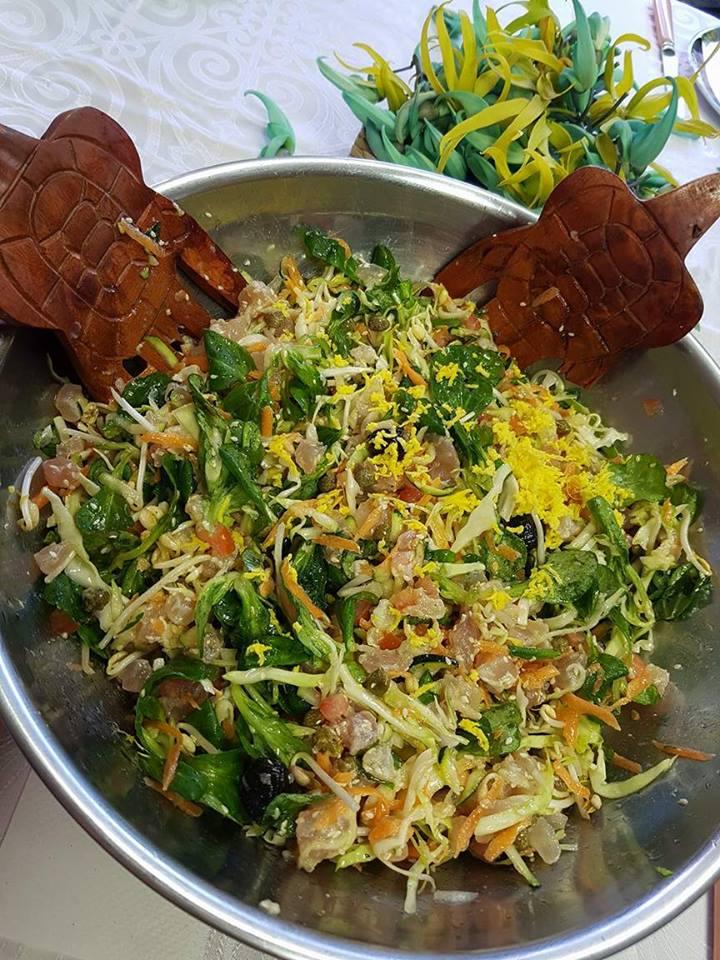 Recette salade de poisson for Salade poisson